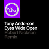 Play & Download Eyes Wide Open by Tony Anderson | Napster