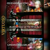 Play & Download Giovanni Alvino Live in Cagliari 2016, plays Mozart & Beethoven by Giovanni Alvino   Napster