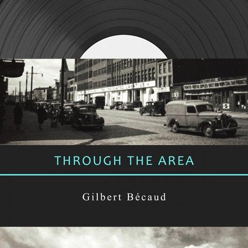Through The Area de Gilbert Becaud
