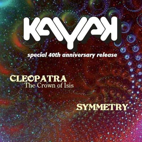 Special 40th Anniversary Release by Kayak