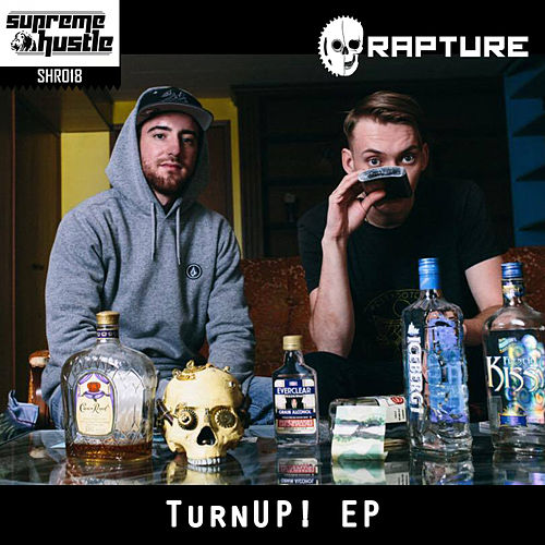 Turn Up! EP by Rapture