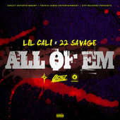 Play & Download All of 'Em by Lil Cali | Napster