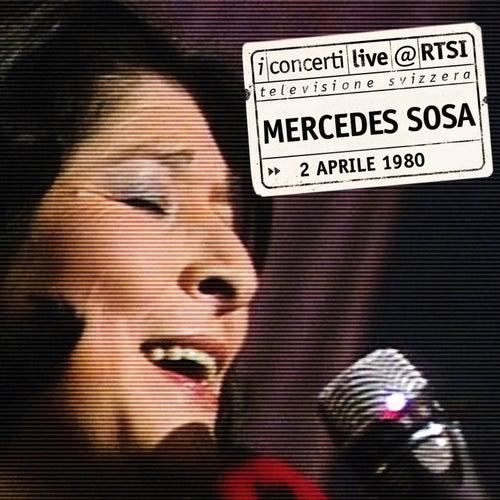 Live at RTSI de Mercedes Sosa