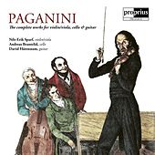 Play & Download Paganini - The Complete Works for Violin/Viola, Cello & Guitar by David Härenstam | Napster