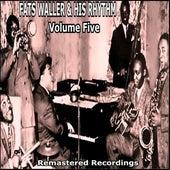 Fats Waller & His Rhythm - Volume Five by Fats Waller