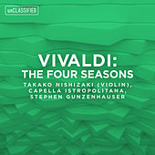 Play & Download Vivaldi: The Four Seasons by Takako Nishizaki | Napster