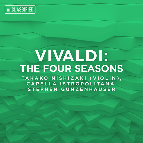 Vivaldi: The Four Seasons by Takako Nishizaki
