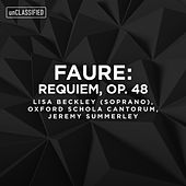 Play & Download Fauré: Requiem, Op. 48 by Various Artists | Napster