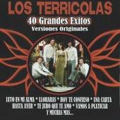 Play & Download 40 Grandes Éxitos by Los Terricolas | Napster