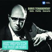 Tchaikovsky, Boris: Cello Concerto, Suite & Partita (The Russian Years) by Mstislav Rostropovich