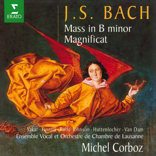 Bach: Suites for Solo Cello Nos 1 - 6 by Mstislav Rostropovich