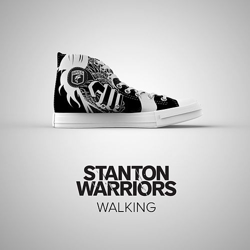 Play & Download Walking by Stanton Warriors | Napster