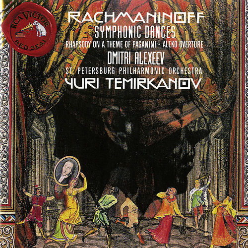 Play & Download Symphonic Dances by Sergei Rachmaninov | Napster