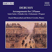 Arrangements for 2 Pianos by Various Artists