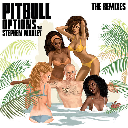 Options (The Remixes) von Pitbull