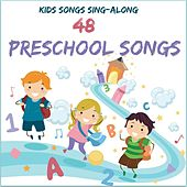 Kids Songs Sing Along - 48 Preschool Songs by The Kiboomers