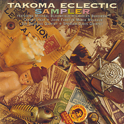 Play & Download Takoma Eclectic Sampler by Various Artists | Napster