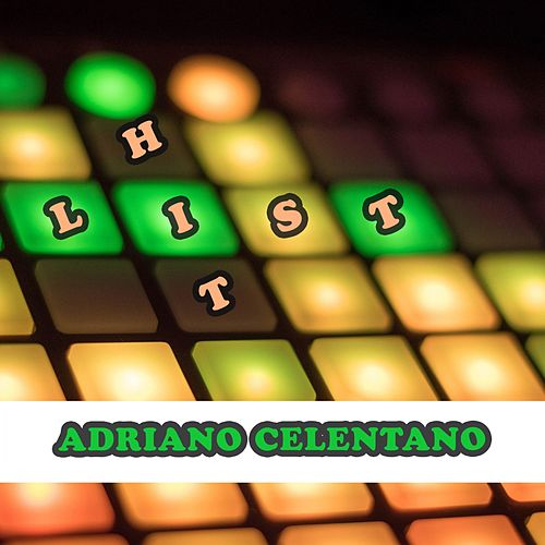 Hit List di Adriano Celentano