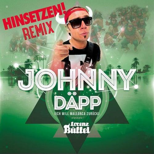 Johnny Däpp (Hinsetzen! Remix) von Lorenz Büffel