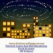 Merry Christmas and Happy New Year - The Christmas Songs von Various Artists