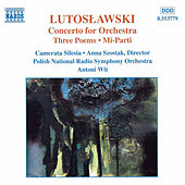Orchestral Works Vol. 5 by Witold Lutoslawski