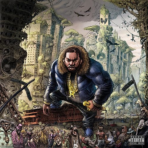Play & Download Purple Brick Road (feat. G-Eazy) by Raekwon | Napster