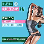 D:Vision Club Session 37 [Miami 2014] by Various Artists