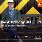 David Hackbridge Johnson: Orchestral Works, Vol. 1 by Royal Liverpool Philharmonic Orchestra