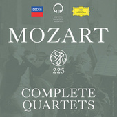 Play & Download Mozart 225 - Complete Quartets by Various Artists | Napster
