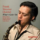 Play & Download What's Goin' On by Frank Strozier | Napster