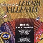 Festival de la Leyenda Vallenata 2 by Various Artists
