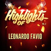 Highlights of Leonardo Favio, Vol. 2 de Leonardo Favio