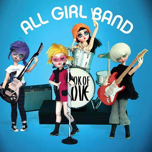 All Girl Band by Book of Love