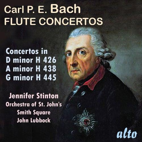 C.P.E. Bach Flute Concertos by Jennifer Stinton