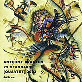 Play & Download 23 Standards (Quartet) 2003 by Anthony Braxton | Napster