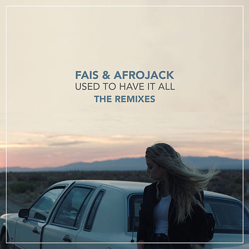Used To Have It All (The Remixes) von Afrojack