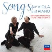 Songs For Viola And Piano von Andrea Rebaudengo