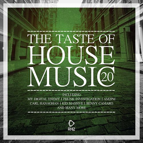 The Taste of House Music, Vol. 20 by Various Artists