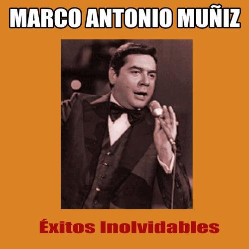 Éxitos Inolvidables by Marco Antonio Muñiz