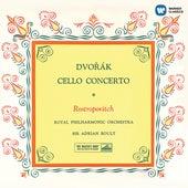 Dvorák: Cello Concerto by Mstislav Rostropovich