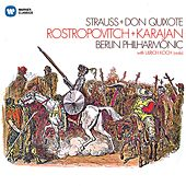 Strauss, Richard: Don Quixote by Mstislav Rostropovich