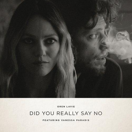 Did You Really Say No (ft. Vanessa Paradis) de Oren Lavie