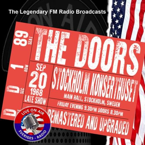 Legendary FM Broadcasts - Late Show Stockholm Konserthuset, Sweden  20th September 1968 de The Doors
