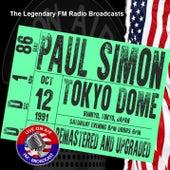 Legendary FM Broadcasts - Tokyo Dome, Tokyo Japan 13th October 1991 von Paul Simon