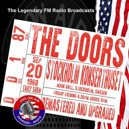 Legendary FM Broadcasts - Early Show Stockholm Konserthuset, Sweden  20th September 1968 de The Doors