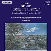 Play & Download Symphonies Nos. 7 and 8 by Louis Spohr | Napster
