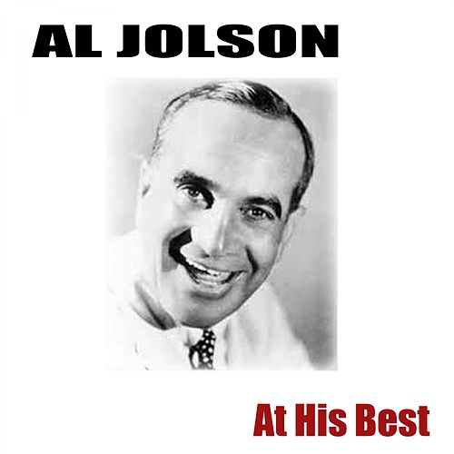 At His Best by Al Jolson