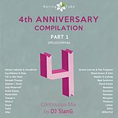 Spring Tube 4th Anniversary Compilation, Pt. 1 by Various Artists