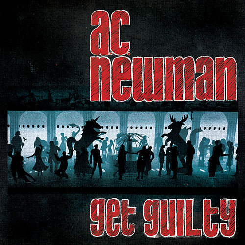 Get Guilty by A.C. Newman