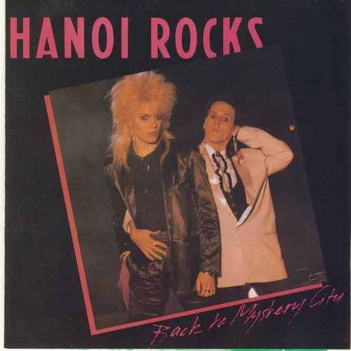 Play & Download Back To Mystery City by Hanoi Rocks | Napster